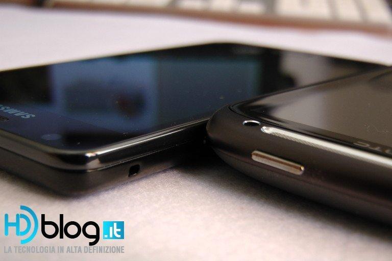 Foto de Samsung Galaxy SII vs. HTC Sensation (9/29)