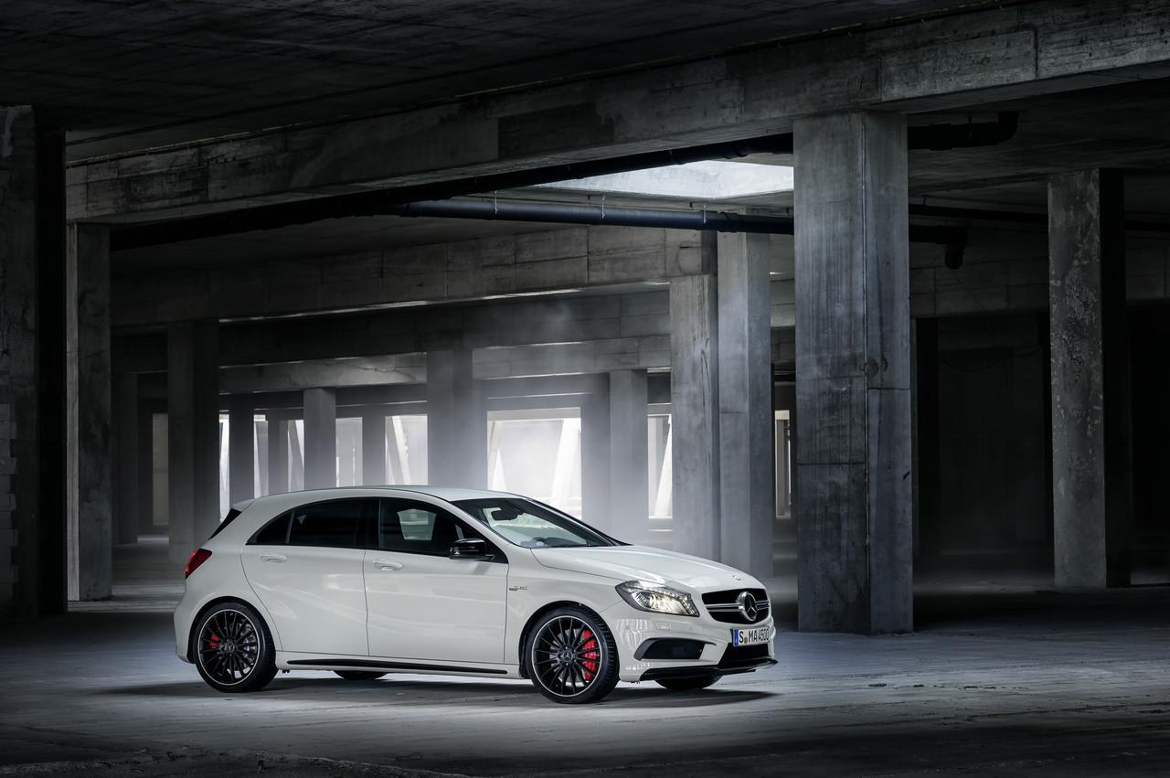 Foto de Mercedes-Benz A 45 AMG (10/24)