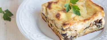 Si amas la lasaña, te encantarán estas siete variaciones para todos los gustos