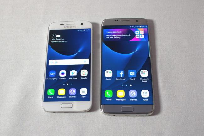 Nuevo Galaxy S7 Samsung Portada