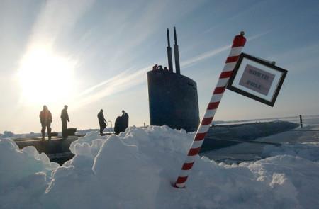 Queremos un Ártico blanco y limpio de petróleo