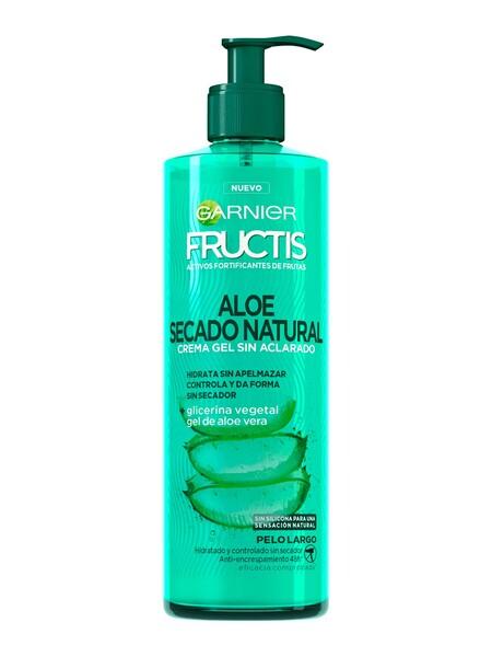 Garnier Hair Aloe Secado Natural Crema Gel Sin Aclarado Pelo Largo 000 3600542117623 Front 1