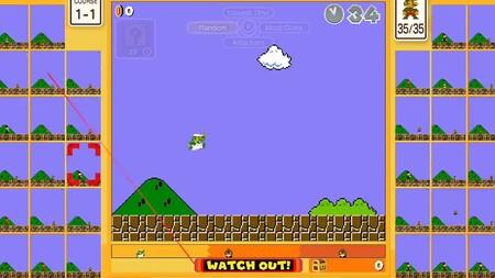 Super Mario Bros. 35: cómo jugar con Luigi