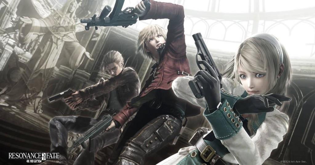 Resonance of Fate 4K/HD Edition permitirá descargar gratis en PC su pack de texturas mejoradas