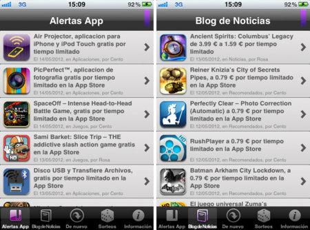 Alertas App para iOS, para no perderse ni una sóla aplicación gratuita