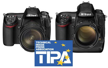 Nikon se alza con dos importantes premios TIPA