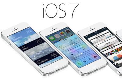 iOS 7, un brillante futuro lleno de color