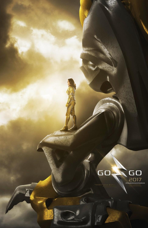Foto de 'Power Rangers', carteles de los protagonistas del reboot (7/10)