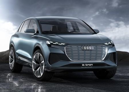 Audi Q4 E Tron Concept 2019 1280 01