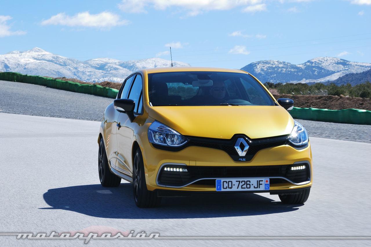 Foto de Renault Clio RS 200 EDC (presentación) (28/49)