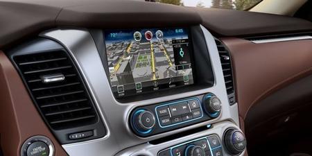 Nuevas Chevrolet Tahoe y Surbuban 2015