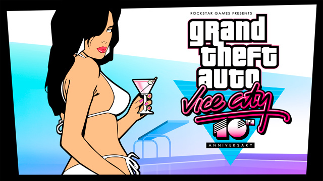gta vice city 10º aniversario