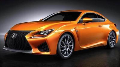¿Cómo le llamarías a este exótico naranja del Lexus RC F? La pregunta de la semana