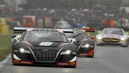 SRO anuncia los detalles del nuevo FIA GT Series