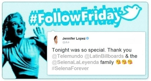 #FollowFriday de Poprosa: viajecitos, cumples y los premios Billboard Latinos