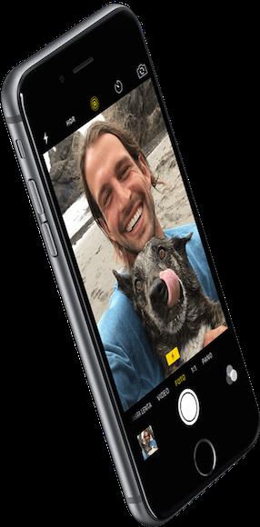 Iphone 6s 4k