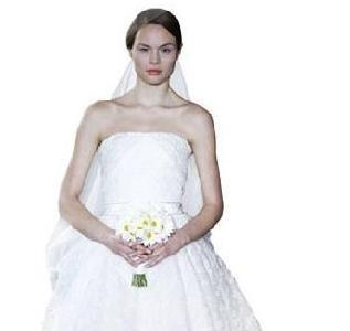 Carolina Herrera, Colección Vestidos de novia 2012