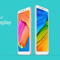 Oferta Flash: Xiaomi Redmi 5 Plus de 32GB por 132,79 euros y envío gratis
