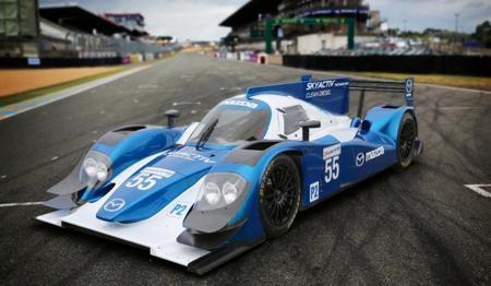 Mazda retrasa el debut de su motor diésel para LMP2