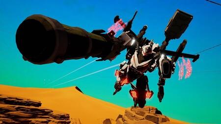 Daemon X Machina se podrá jugar gratis durante unos días en Nintendo Switch con Nintendo Switch Online