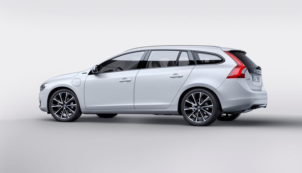 Foto de Volvo V60 D5 Twin Engine Special Edition (3/5)