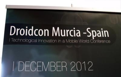 """Resumen de la Droidcon Spain 2012, gran nivel de este primer """"eventazo"""" de la edición española"""