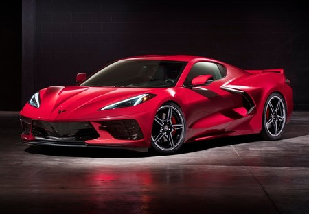 Chevrolet Corvette C8 Stingray 2020 1600