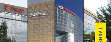 Vodafone, Movistar y Orange reorientan su estrategia de marcas low cost: Lowi, O2 y Simyo jugarán un papel más importante