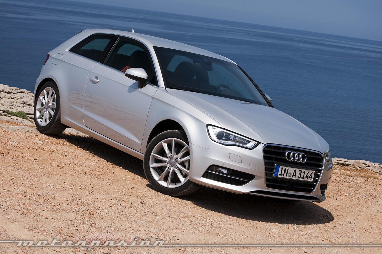 Foto de Audi A3 presentación (19/39)