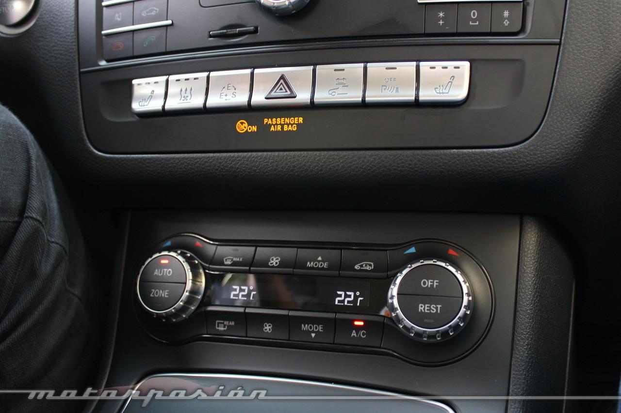 Foto de Mercedes-Benz Clase B 2015 - contacto (32/38)