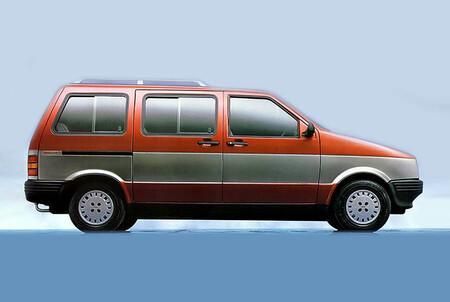 El Emelba 7 fue un SEAT Ibiza transformado en Chrysler Voyager y que sorteó el Corte Inglés