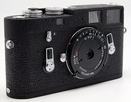 MS Optical tiene un nuevo gran angular Perar de 24 mm f/4 para la Leica M