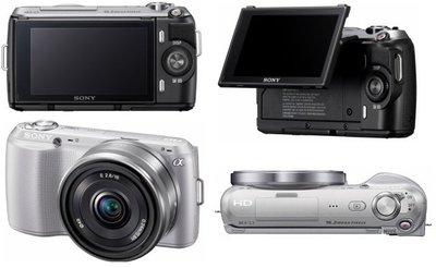 Ya llega la Sony NEX-C3: Especificaciones finales