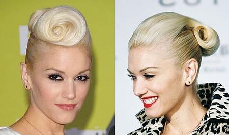 Los cambios de peinado de Gwen Stefani