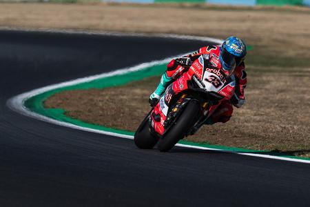 Marco Melandri Sbk Argentina Race1 2018