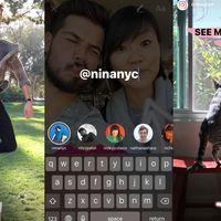 Revolución en Instagram Stories: habrá menciones, enlaces y boomerangs (que tiemble Snapchat)