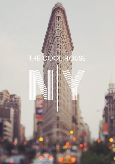 The Cool House 2014 en NYC, Casa Decor a la americana
