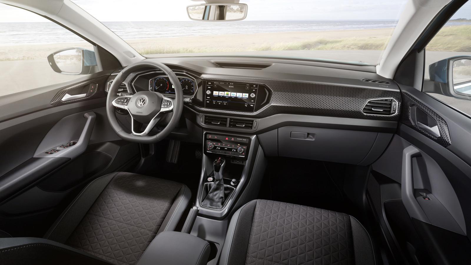 Foto de Volkswagen T-Cross 2019 (37/55)
