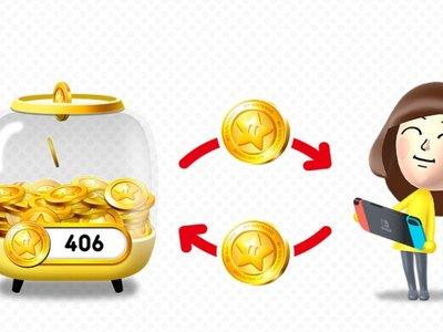 Es oficial: en marzo podrás canjear (por fin) tus puntos de oro en juegos para Switch