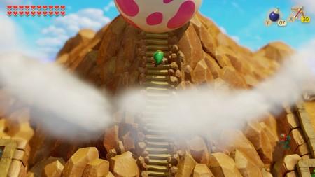 Así luce Tal Tal Heights de The Legend of Zelda: Link's Awakening en un vídeo comparativo entre su versión original y el remake para Switch