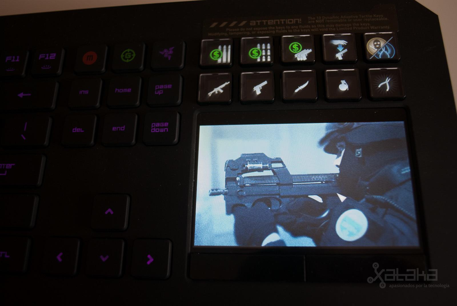 Foto de Razer DeathStalker Ultimate, análisis (19/29)