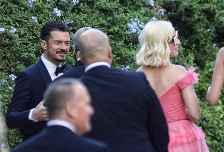 Katy Perry And Actor Orlando Bloom