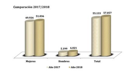 Excedendencias 2017 2018