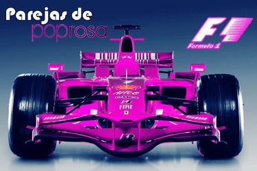 Parejas de Poprosa: Fórmula 1 (III)