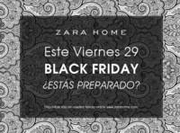 Black Friday en la tienda online de Zara Home
