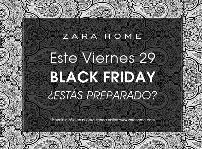 Black friday en la tienda online de zara home - Zara home online ...