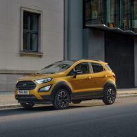 Ford EcoSport Active 2021, el pequeño SUV se pone en modo aventurero