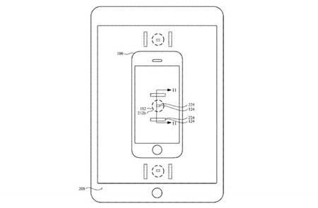 Patente Apple Carga Ipad
