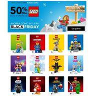 50% de descuento en la segunda unidad de Lego en Toys 'r us en la semana previa al Black Friday