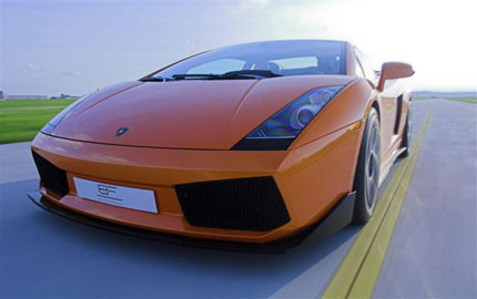 BF Performance Lamborghini Gallardo GT 540